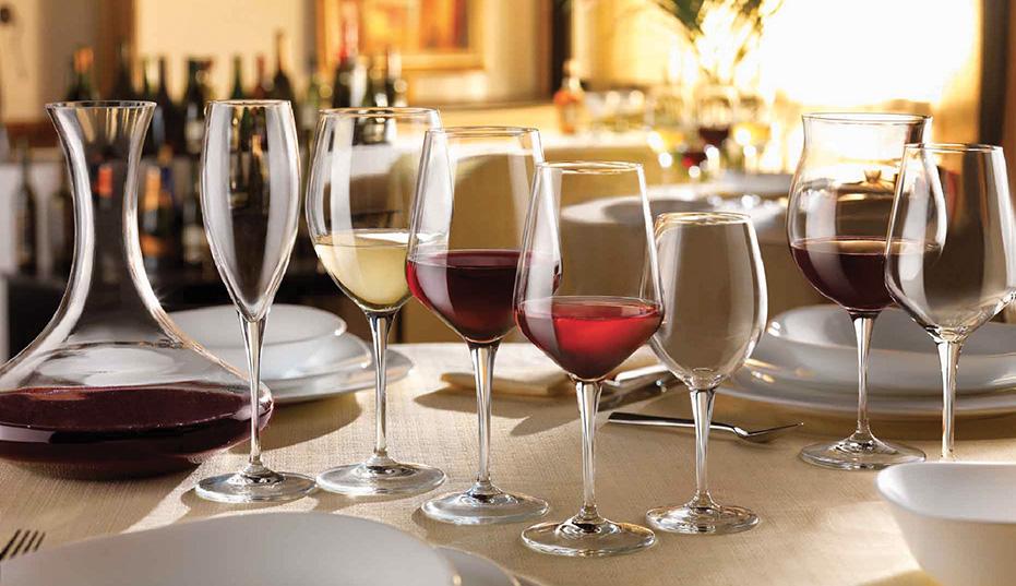 I Bicchieri Bormioli : Ad ogni vino il suo bicchiere focus di alessandro