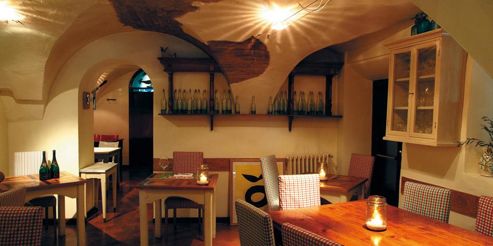 Osteria dell 39 arancio gourmetfood la madia travelfood - Osteria con cucina francesco angelini ...