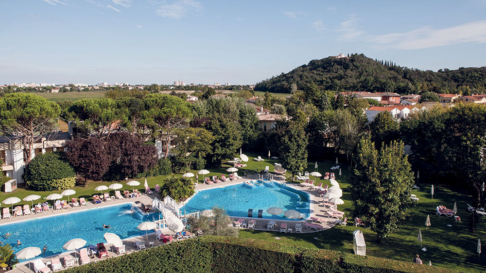 Ad Abano Terme l\'Hotel Ermitage - Interviste - La Madia Travelfood