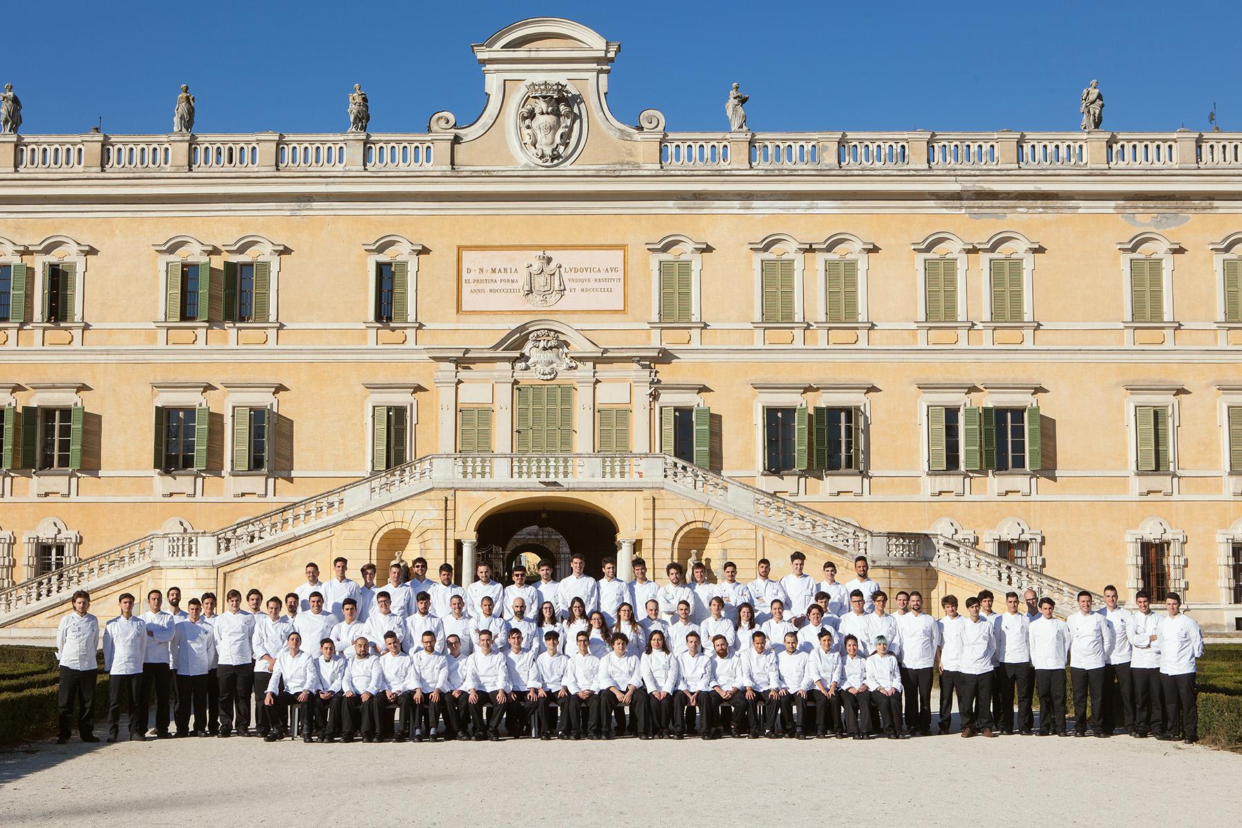 Alma nuova edizione del corso superiore di cucina italiana al via