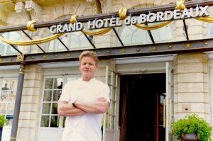 Hotel gourmet - InterContinental - Bordeaux