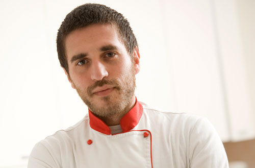 Marco Scaglione - lo chef Gluten free