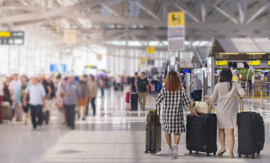 Bagagli matrioska: i trucchi dei viaggiatori italiani