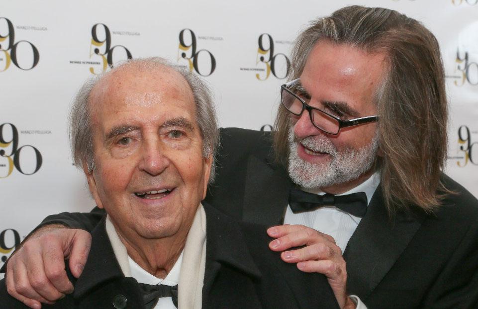 Marco Felluga: i suoi 90 anni
