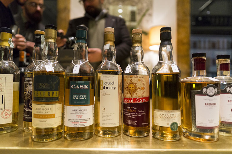 Roma Whisky Festival by Spirit of Scotland Roma, 3 e 4 marzo 2018 c/o Salone delle Fontane all'Eur