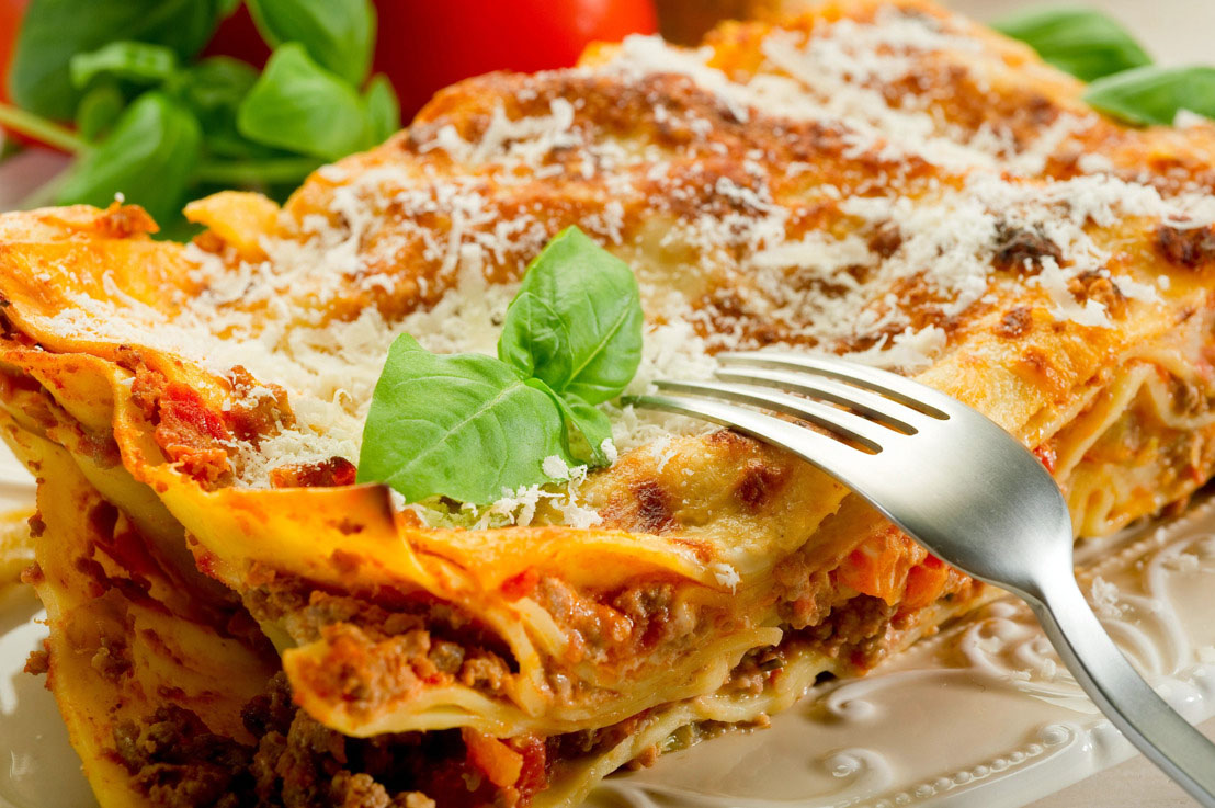 Lasagne, timballi, cannelloni