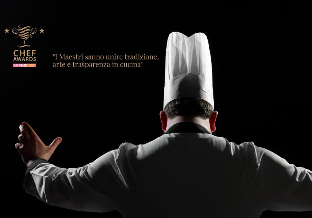 Locandina Chef Awards 2018
