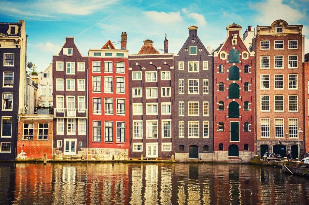Primo Maggio ad Amsterdam