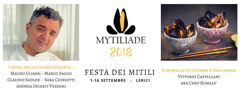 Mytiliade 2018 - festa dei mitili