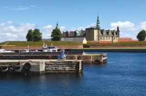 danimarca- castello di Kronborg