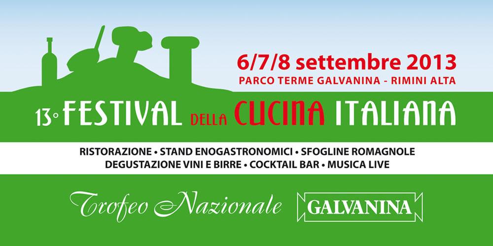 13° Festival della Cucina Italiana