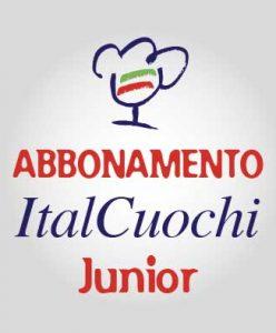 abbonamento italcuochi junior