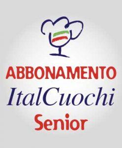 abbonamento italcuochi senior