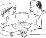 Sesso e magia a tavola