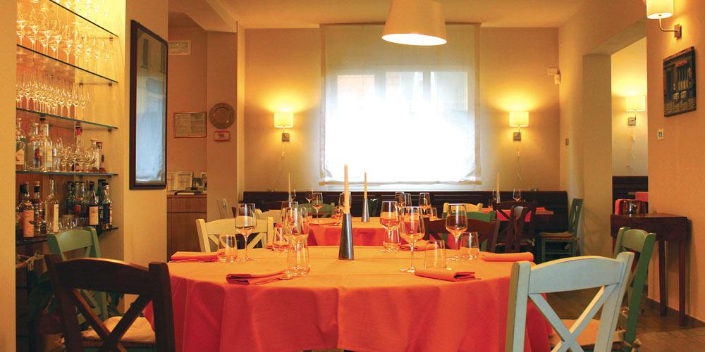 PROFESSIONE E PASSIONE AL ristorante Il Convivio a Forlì
