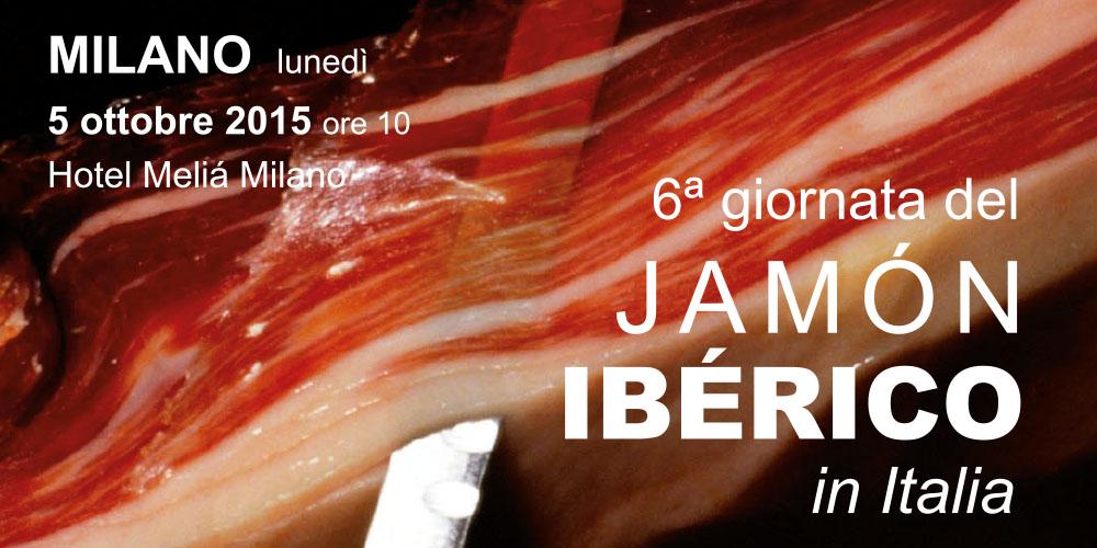 6ª GIORNATA DEL JAMÓN IBÉRICO IN ITALIA