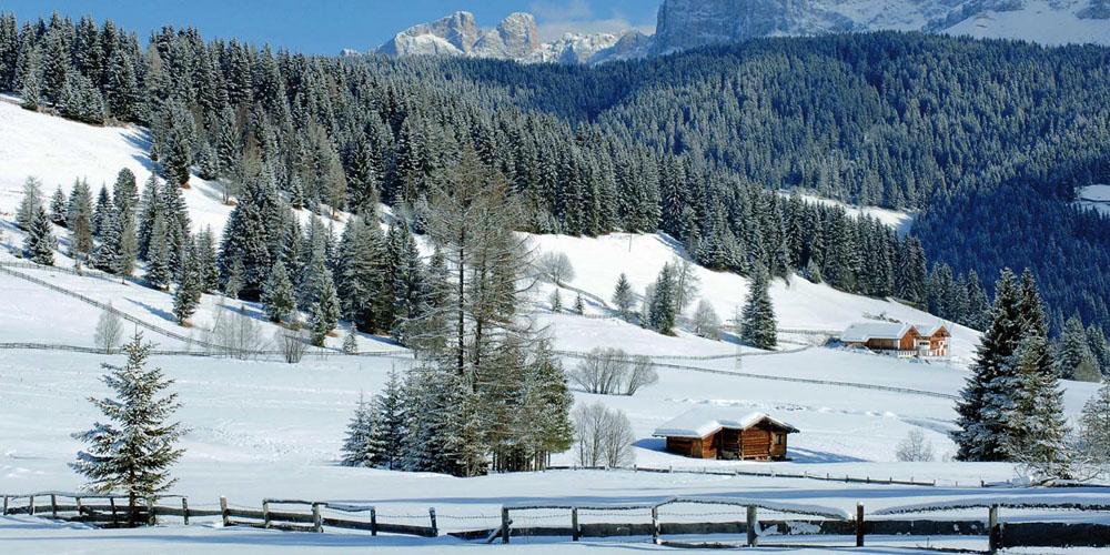 Nel paradiso delle Dolomiti Latemar
