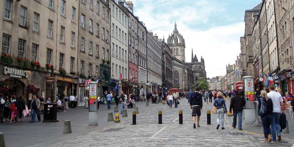 In Scozia per l'anno dell'enogastronomia
