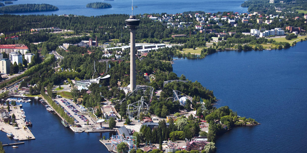 TAMPERE E LA SUA DOLCE ESTATE