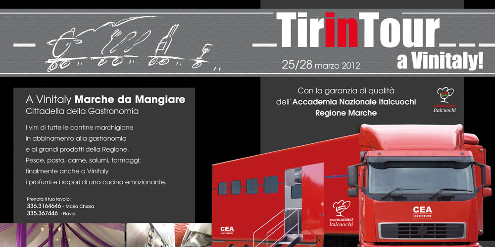 TIR IN TOUR A VINITALY