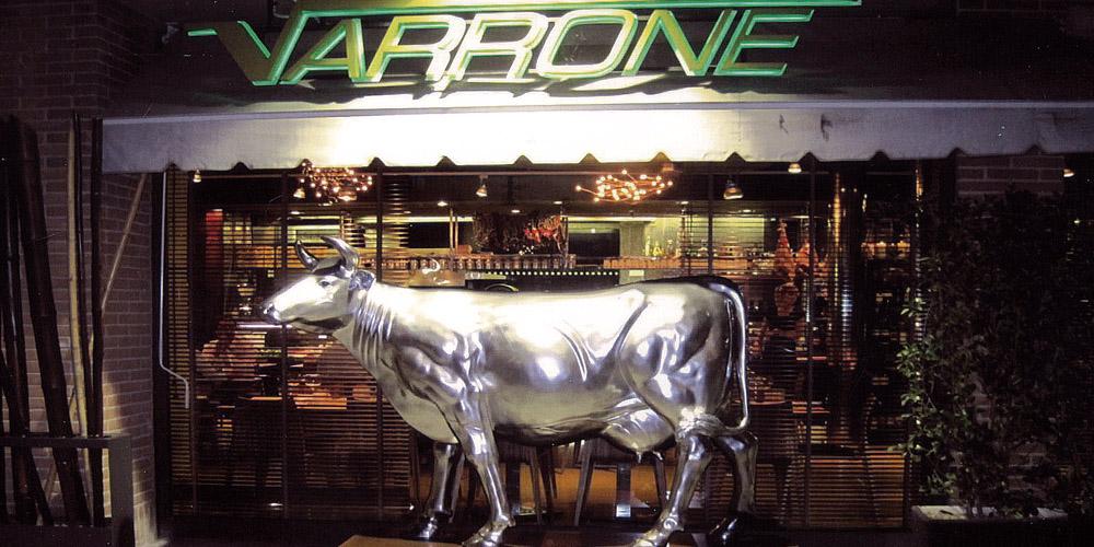I ristoranti che fanno notizia La Griglia di Varrone
