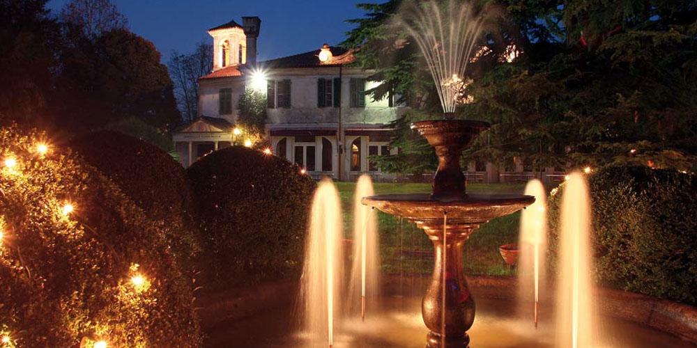 Confort attuali e atmosfere antiche a Villa Luppis
