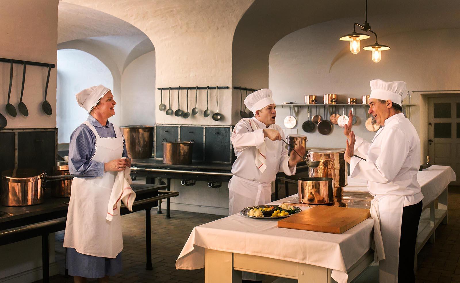 Le Cucine Reali di Christiansborg aprono al pubblico - Eventi - La ...
