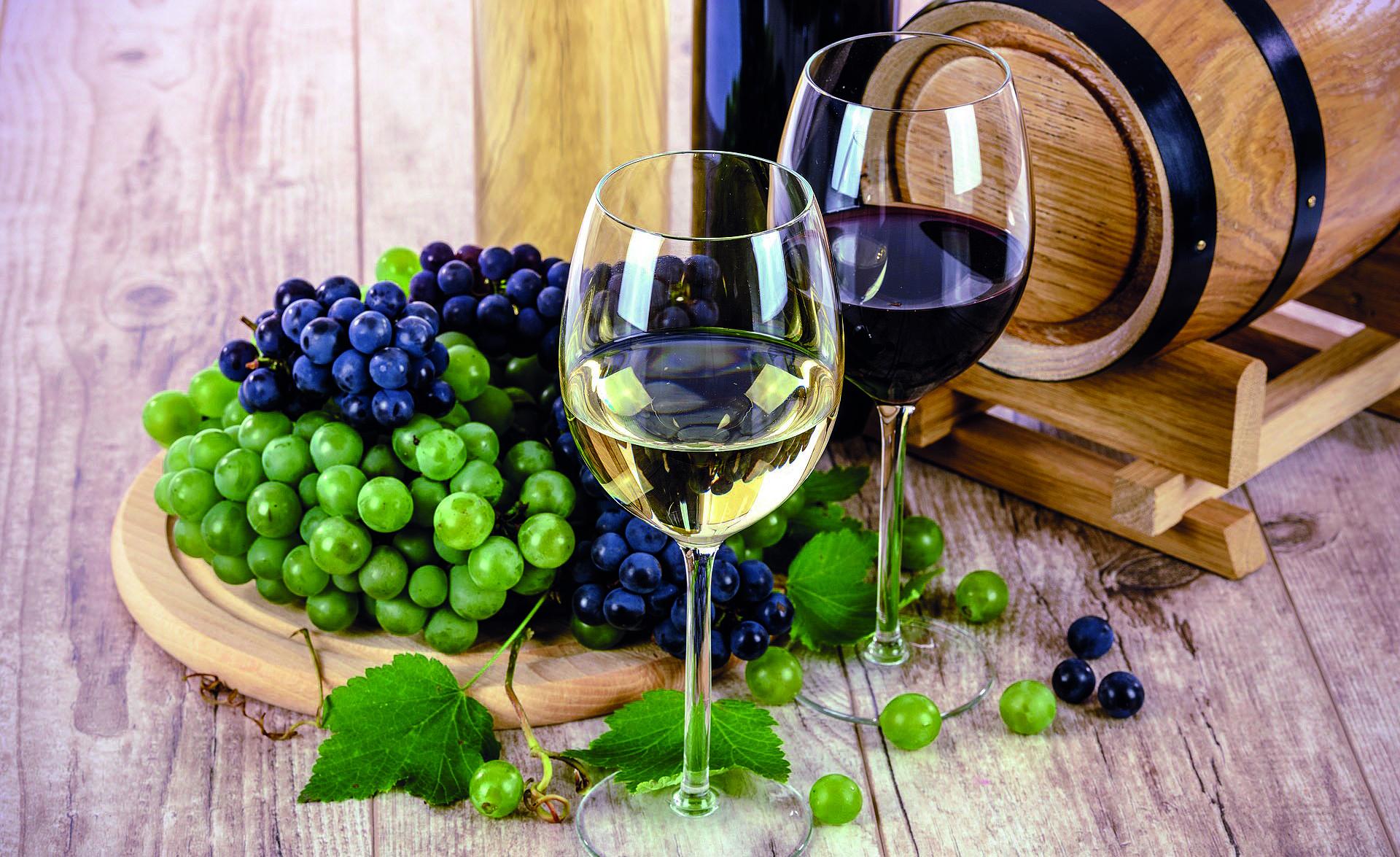 Punteggi di valutazione del vino