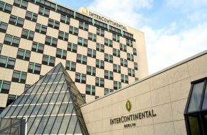 Hotel gourmet - InterContinental - Berlino