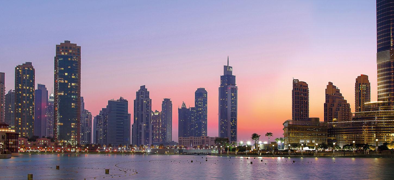 Dubai - La città del lusso è Vegan