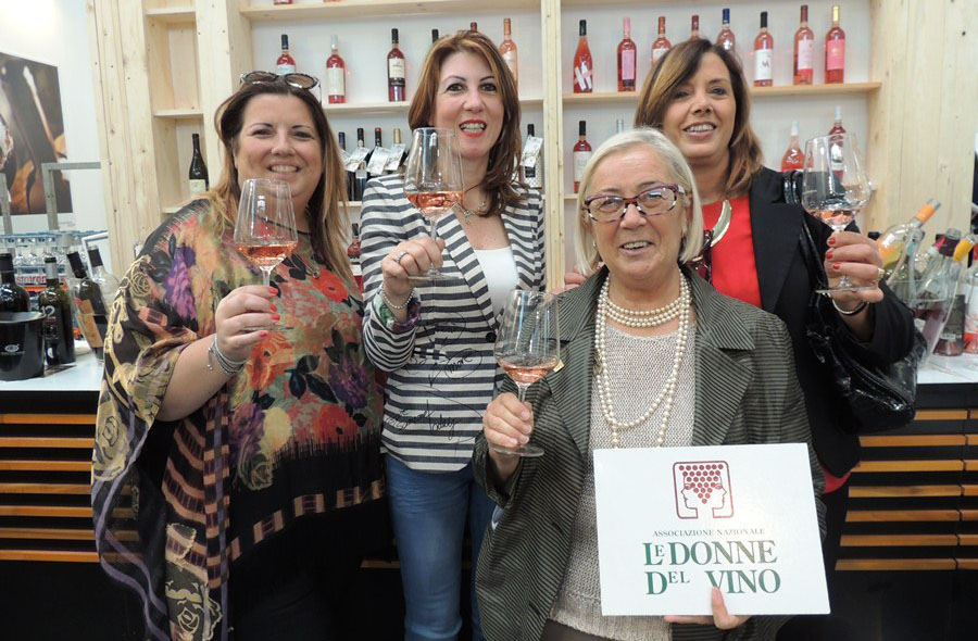 Sorrento Rosé - Le Donne del Vino