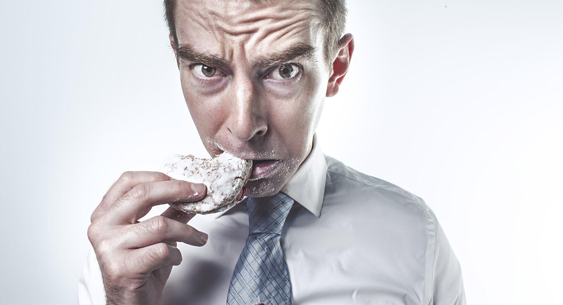 Stress e alimentazione - La cultura del benessere