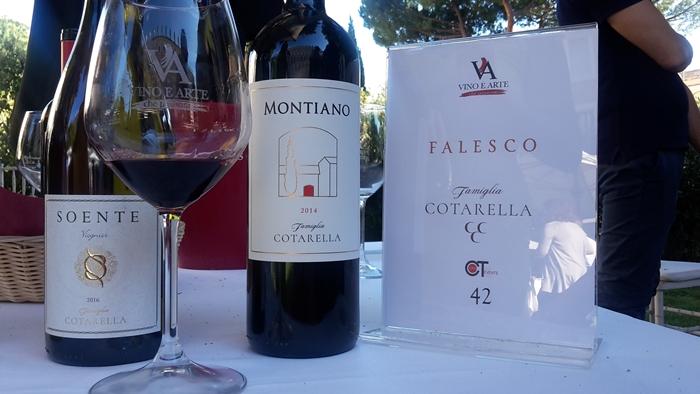 Montiano 2014 - Famiglia Cotarella