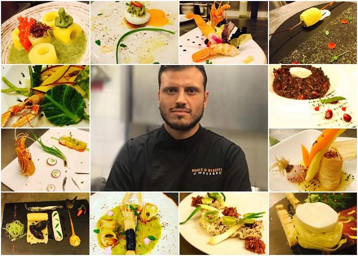 Chef Luigi Cacciapuoti
