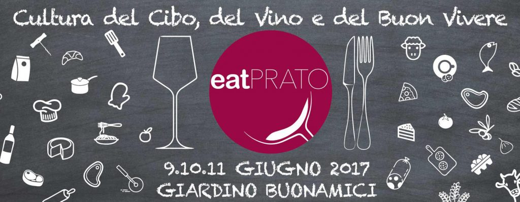 Eat Prato - 9-10-11 giugno 2017