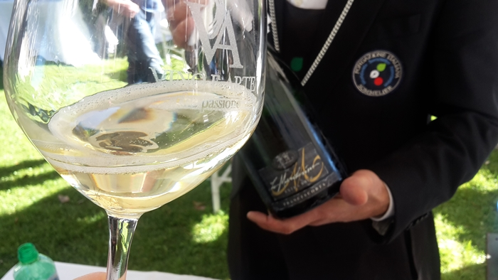 Franciacorta Extra Brut - Le marchesine
