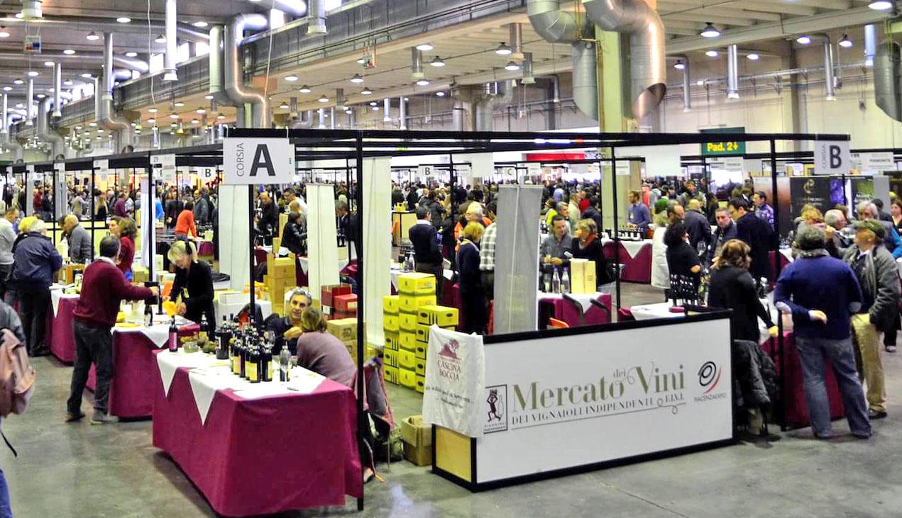 Mercato dei Vini FIVI - Roma