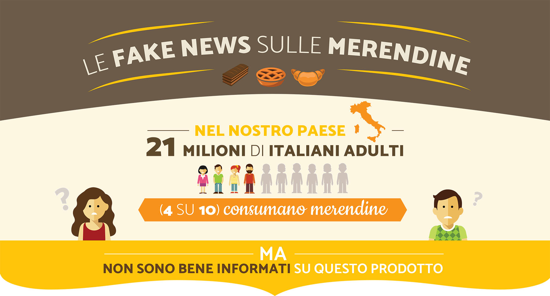 Merendine: fake news e post verità