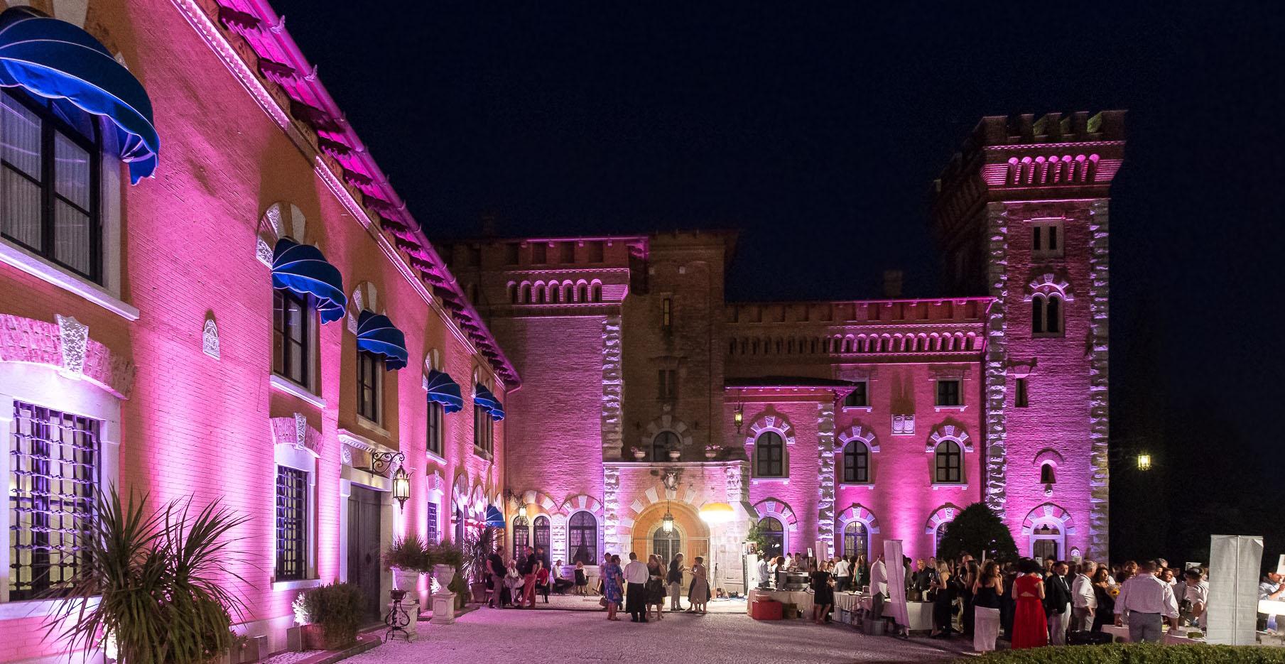 Cena spettacolo di Friuli Venezia Giulia Via dei Sapori