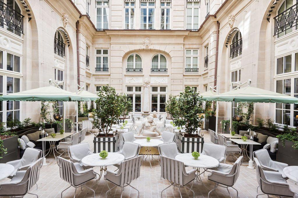 Hôtel De Crillon, a Rosewood Hotel, riapre