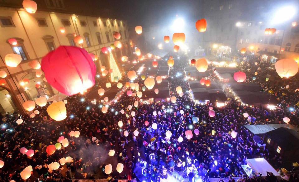 Arezzo città del Natale