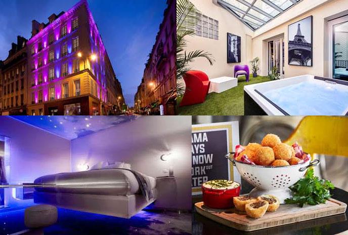 Parigi: gli hotel più insoliti