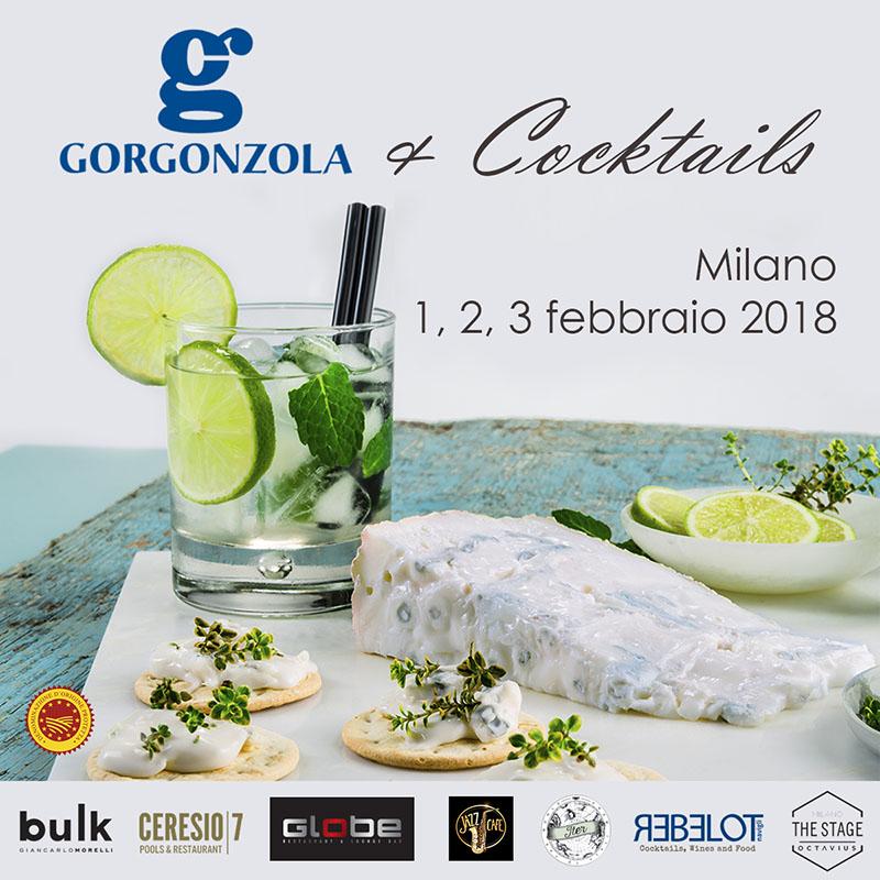 Gorgonzola & Cocktails: extreme tasting a Milano