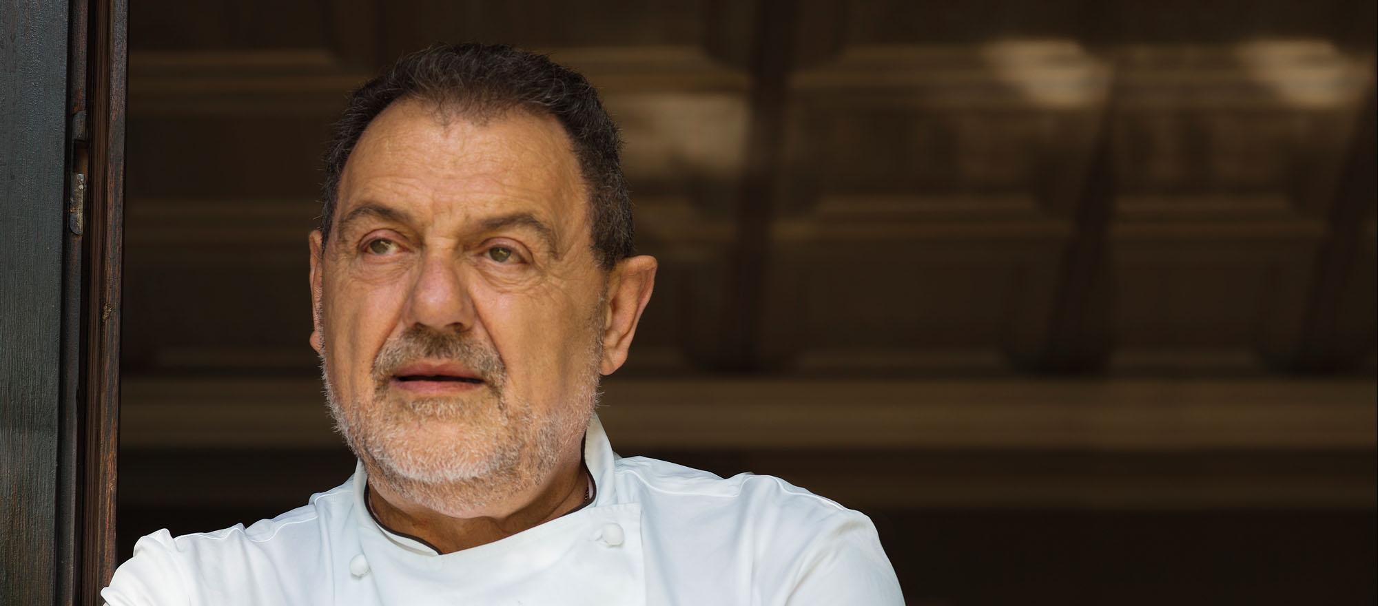 Gianfranco Vissani - Il burbero dal cuore di burro