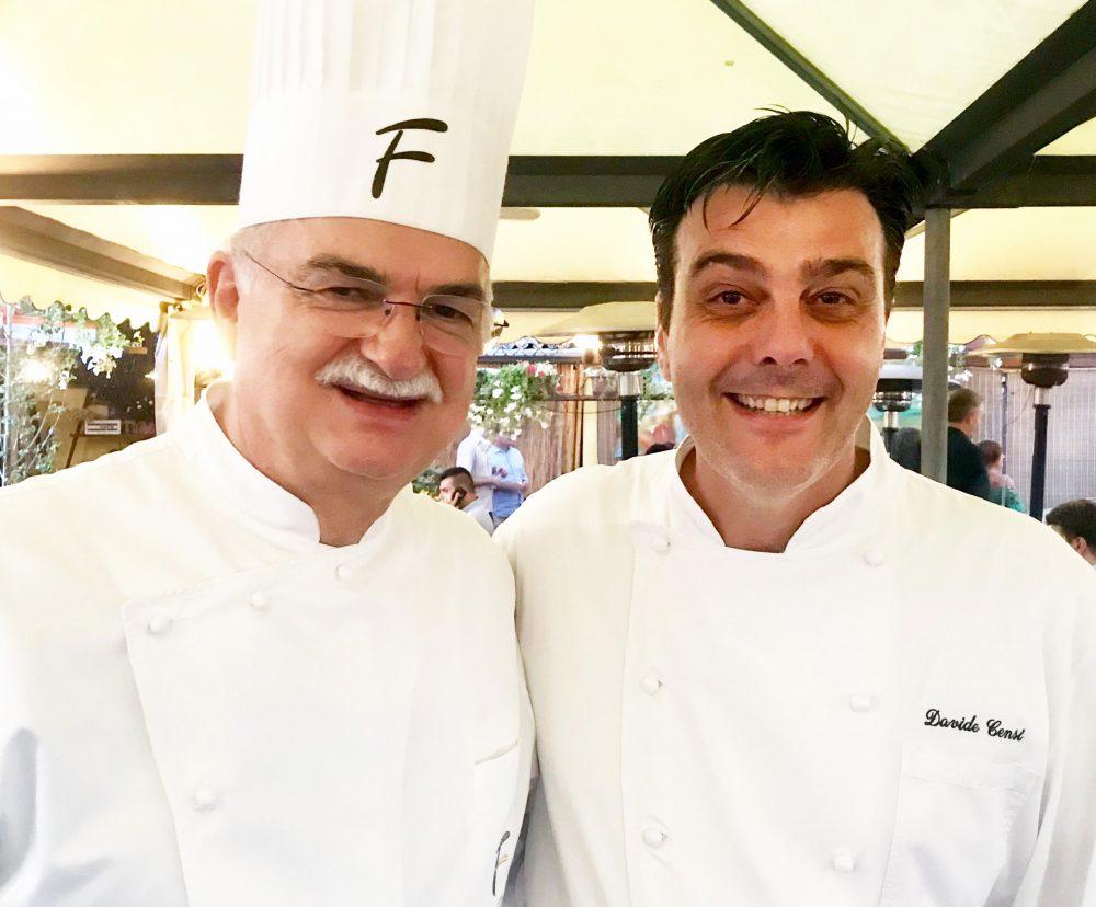 chef Gino Fabbri