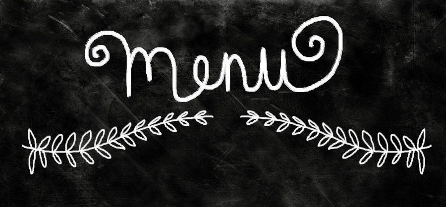 copywriting scrivere menu