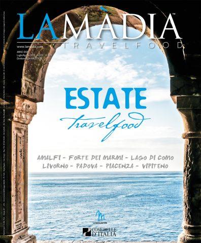 La Madia Travelfood luglio/agosto 2018