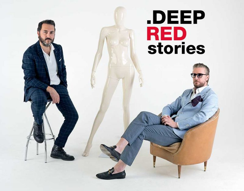 deep red stories di alessandro rossi
