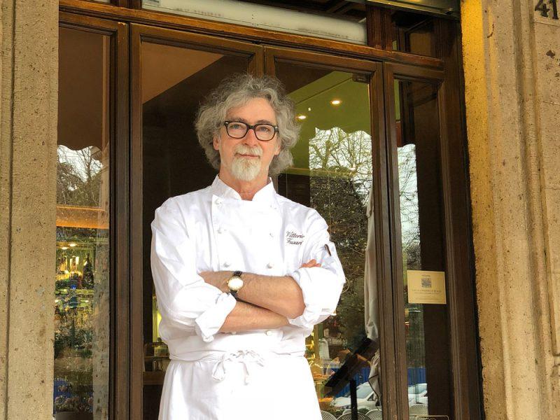Bolle&Sapori con Vittorio Fusari al Balzer