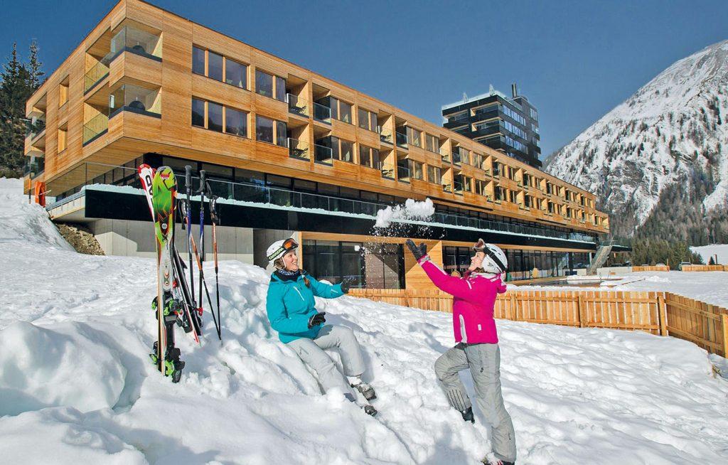 Gradonna Mountain Resort nel Tirolo austriaco